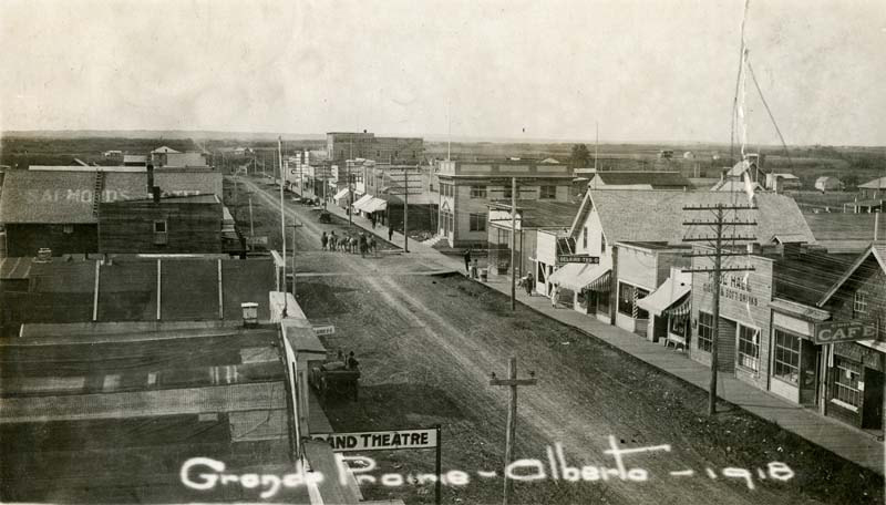Richmond Avenue, 1918